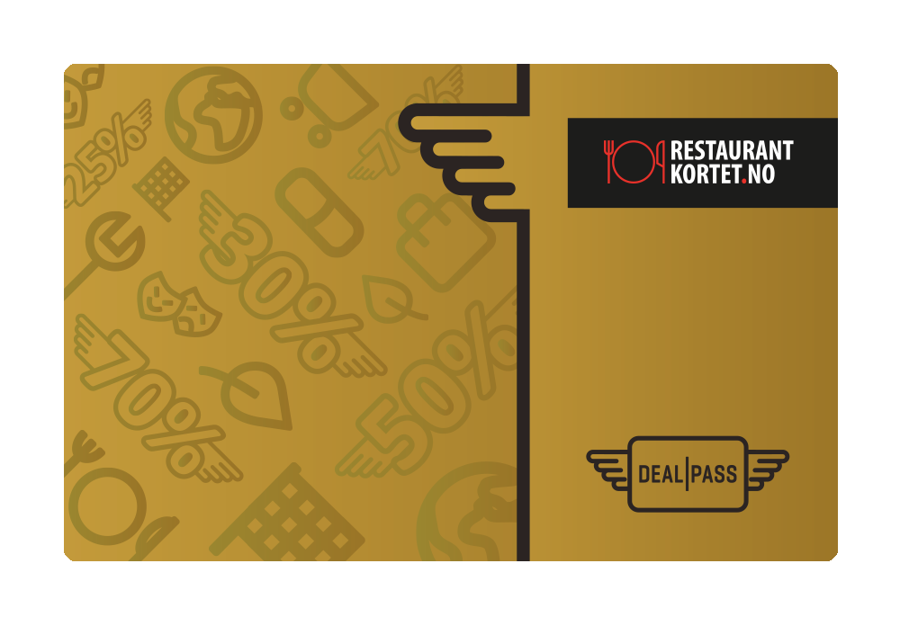 DealPassRestaurantkortet